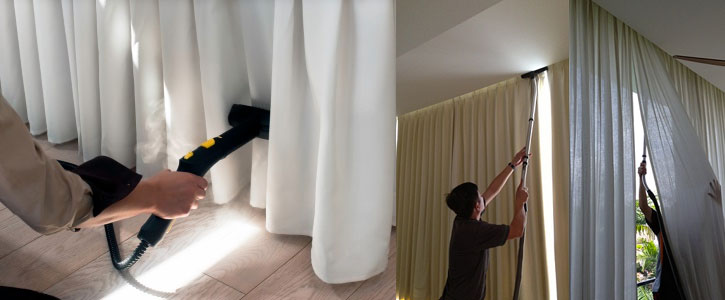 Curtain Cleaning Casula Mall