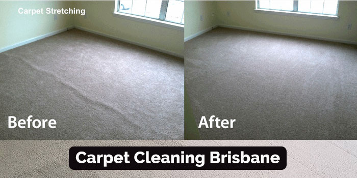 Carpet Cleaning The Head