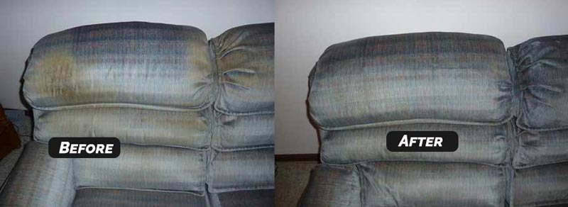 Upholstery Cleaning in Kingston