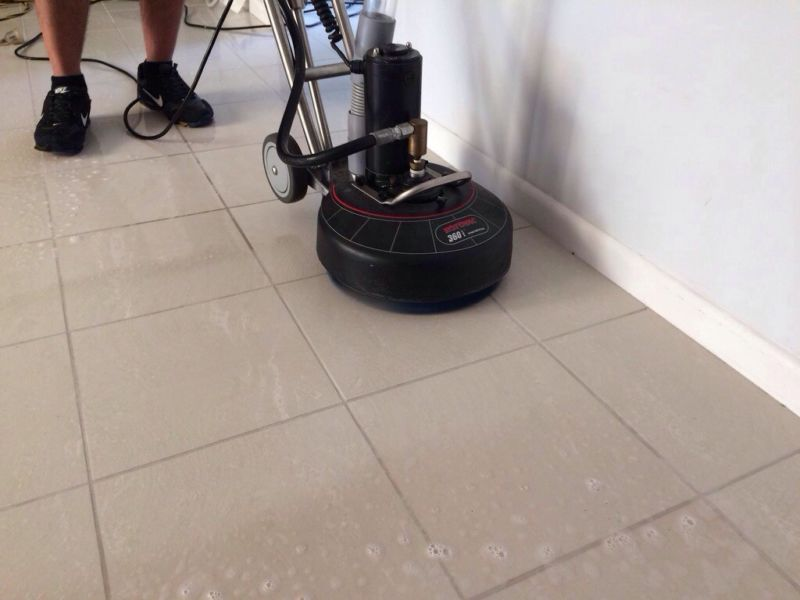 Tile and Grout Cleaning Cleveland