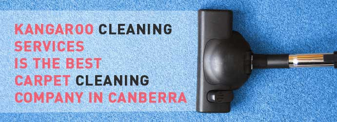 BEST CARPET CLEANING COMPANY IN CANBERRA