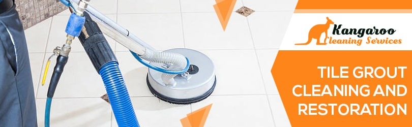 Tile Grout Cleaning And Restoration Melbourne