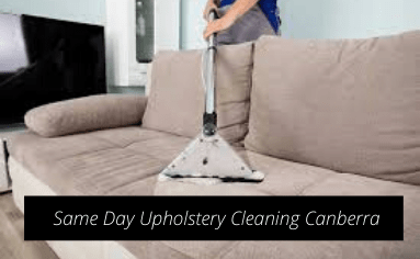 Same Day Upholstery Cleaning Canberra