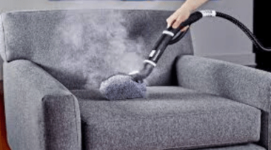 Fabric Chair Steam Cleaning