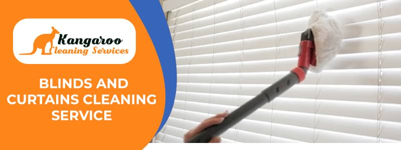 Blinds and-Curtains Cleaning Service